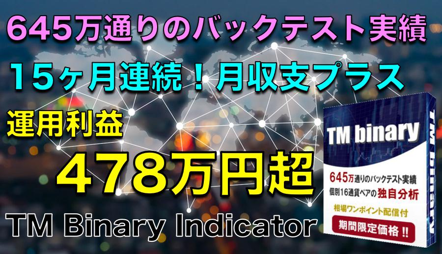 TMインジケーター 評判